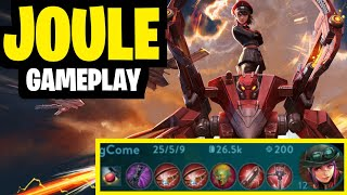 JOULE WP JUNGLE - THE POWER OF…