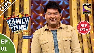 Family Time With Kapil Sharma | Ep 1 | Kapil Sharma is Back With a New Format | 25th March, 2018
