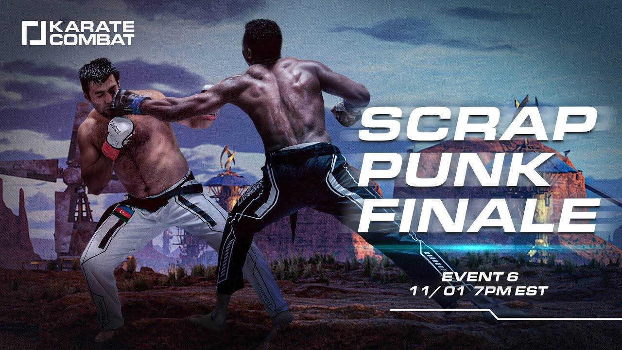 Karate Combat: Episode 06 - Scrap Punk