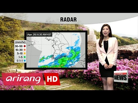 Morning rain on Jeju and southern coastal regions