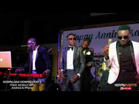 Gabel -  Kisa Pou m Bay  Live Performance @ Gabel's 11th Anniversary