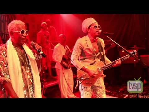 Ensaio do Cortejo Afro com Carlinhos Brown [HD Completo]