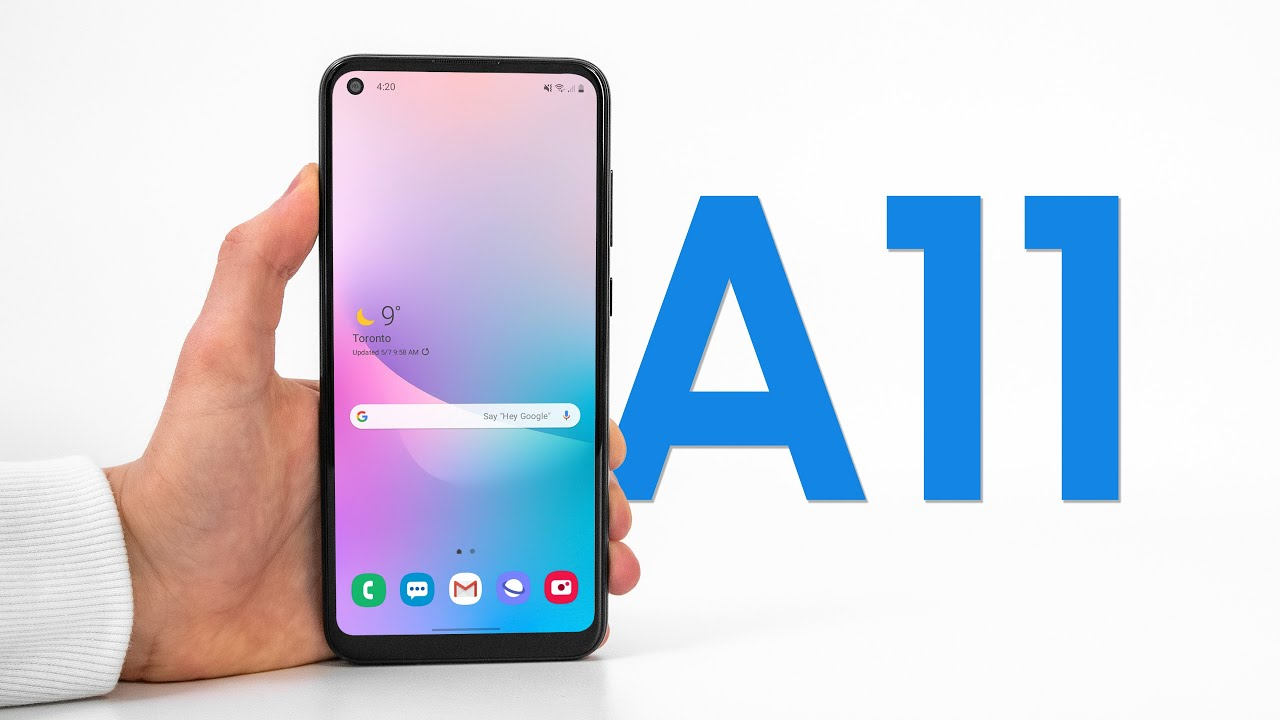 Samsung Galaxy A11 Review!
