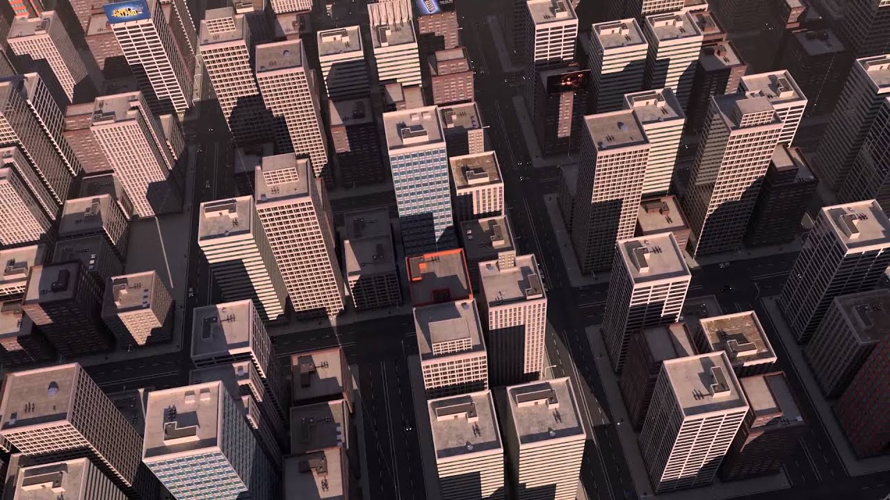 How to Create a City — Blender Guru