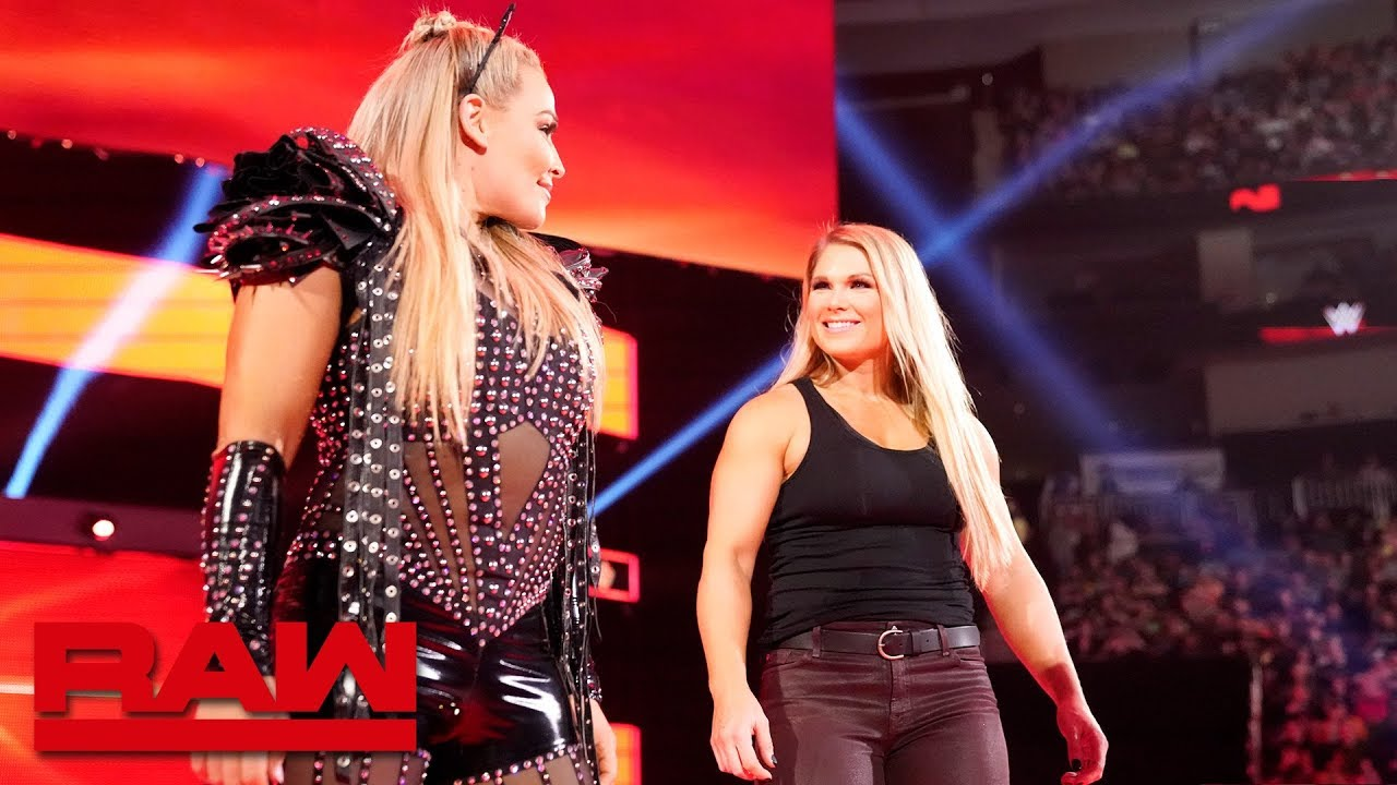Natalya vs. Nia Jax: Raw, March 11, 2019