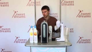 Смотреть видео кислородные коктейли