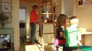Alysha St.Germain - Living in a Tiny House