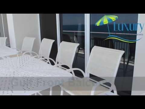 Luxury Coastal Vacations Rental: Indigo 2103 East