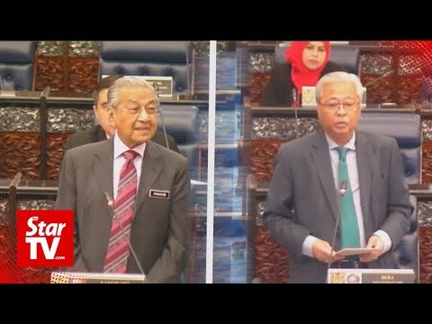 Dr M&39;s response to Ismail on ECRL cost draws laughter in Dewan Rakyat