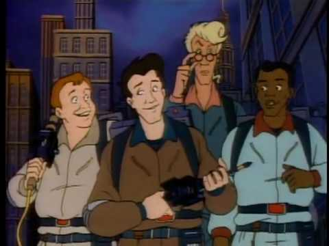 The Real Ghostbusters  1986 *Best Quality*