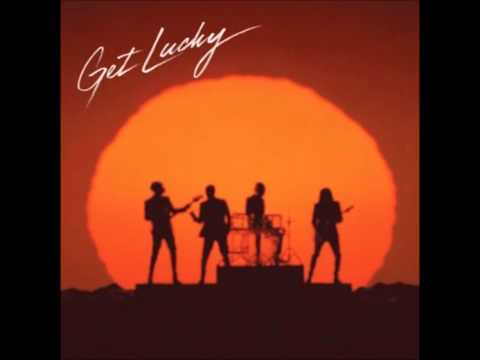 Daft Punk  Get Lucky Radio Edit feat Pharrell Williams