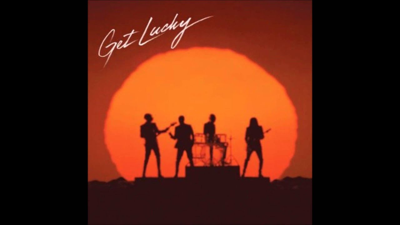 Daft Punk - Get Lucky (Radio Edit) [feat. Pharrell Williams] [Official]