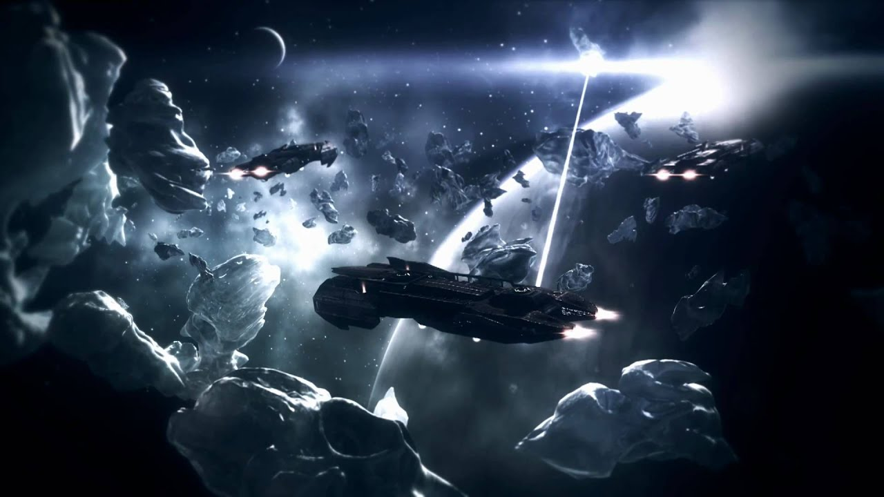 EVE Online Incursion Trailer