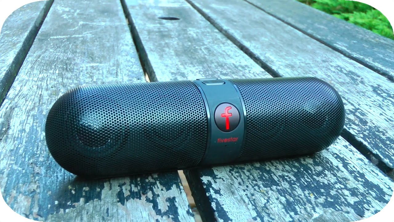 Fivestar F-808 Mini Multi-function Bluetooth Speaker Unboxing Everbuying com