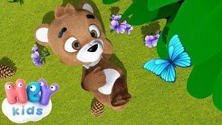 Мишка Косолапый по Лесу Идет - Детские Песни - Сборник Детских Песен
