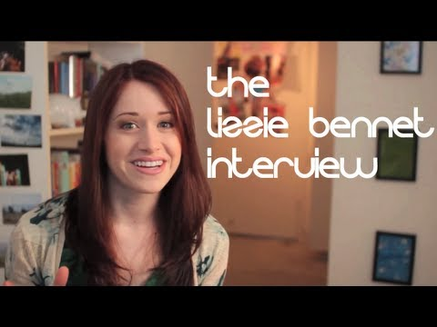 The Lizzie Bennet Interview