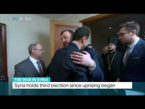 TRT World Syrian Elections April 2016