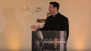 "Fr. Mike Schmitz ""The Marks of a True Christian Man"" — Arlington Diocese Men's Conference 2018"