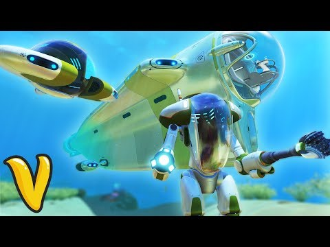 SUBNAUTICA DEEP WATER EXPLORATION! :: Subnautica #20 LIVESTREAM!