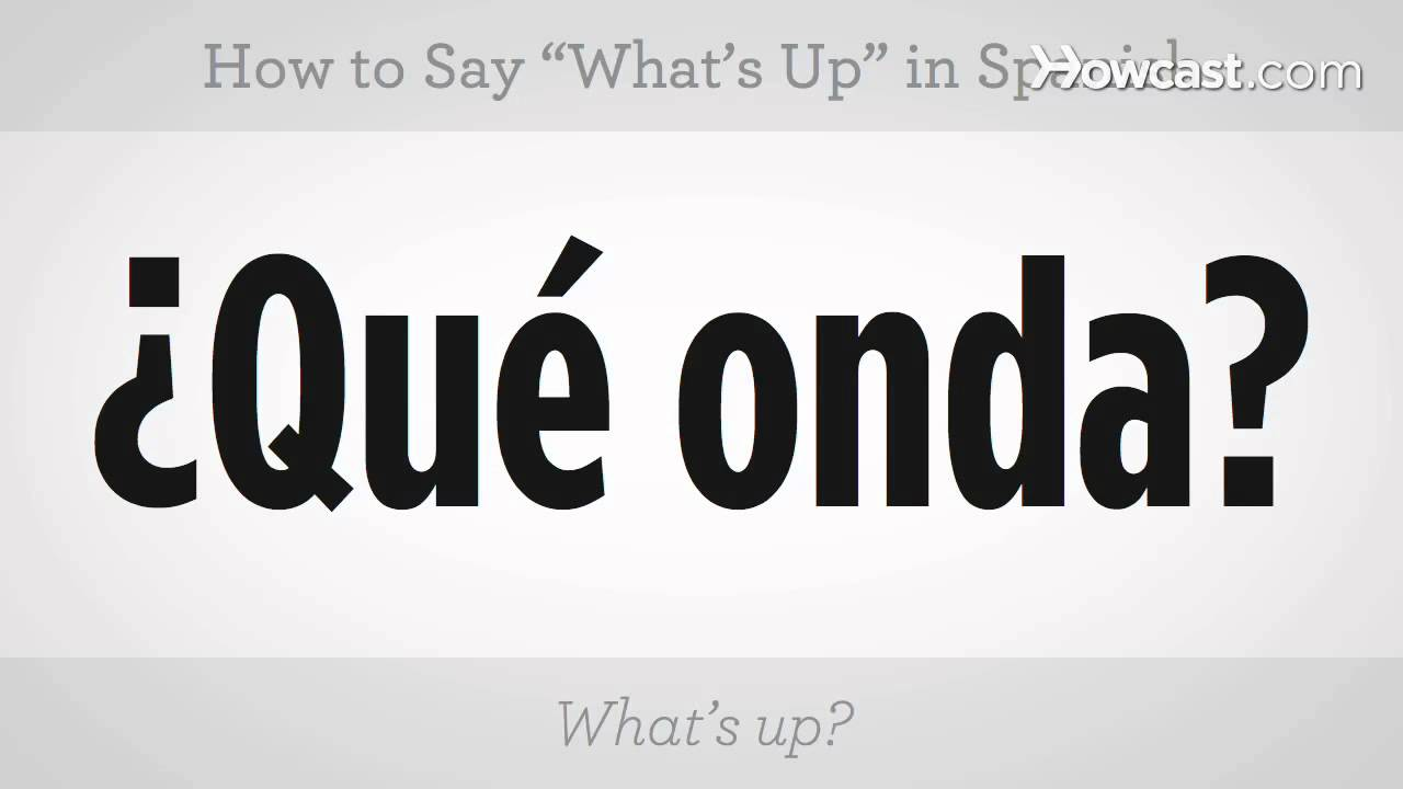 How Say Inappropriate Spanish