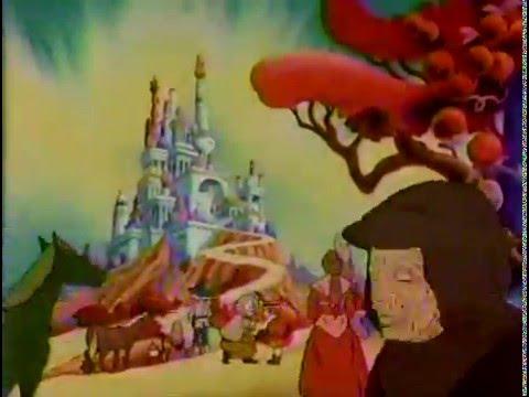 80's Cartoon Intro: Wildfire 1987