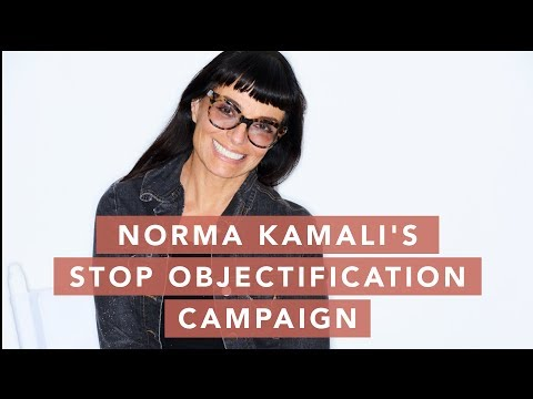 Why Norma Kamali wants to stop objectification