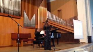 Ana Cernicova - Valurile Dunării (Muzica) G.Grigoriu