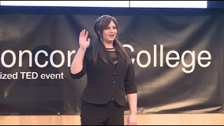 There are Missing Bricks in Trans Bathrooms | Riah Roe | TEDxConcordiaCollege