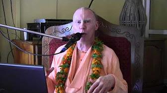 Шримад Бхагаватам 1.3.28 - Бхакти Чайтанья Свами