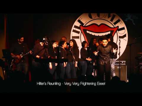 MANMOHAN'S RHAPSODY by Alien Chutney - The Indian Prime Minister Sings.