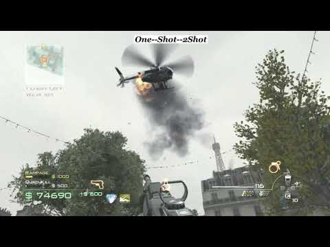 Mw3 Survival Resistance - Wave 200 Solo World Record