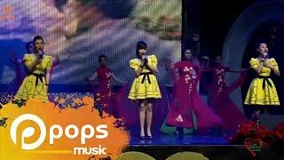 Xuân Đón Tết - Nhóm Mắt Ngọc [Official]