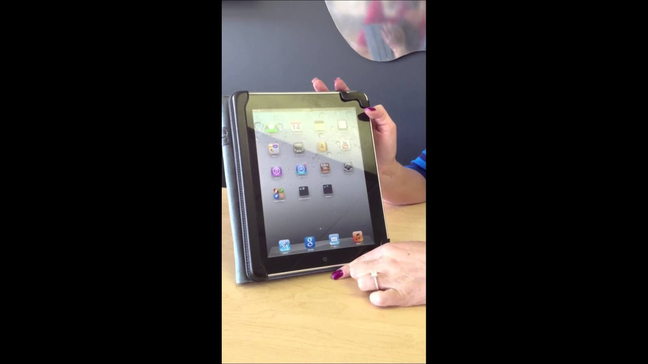 iPad Tips: How to close Apps and do a Hard Reset - YouTube