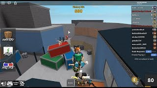 Today was not my lucky Day (Roblox) Murder Mystery 2 Ft: Madu (Baconsinha026)