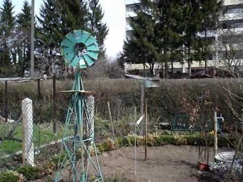 how to make home made windmills