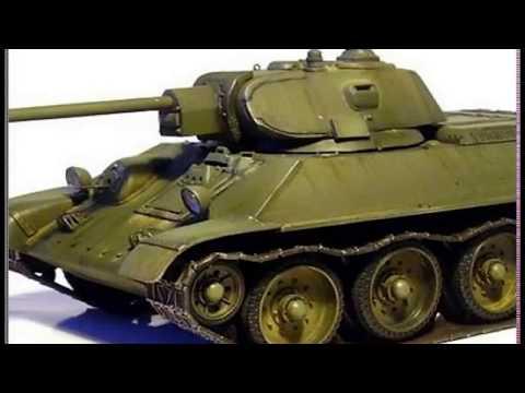 Т-34 - танк