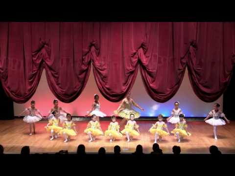 2017 Ballet Club Mini-Spring Recital