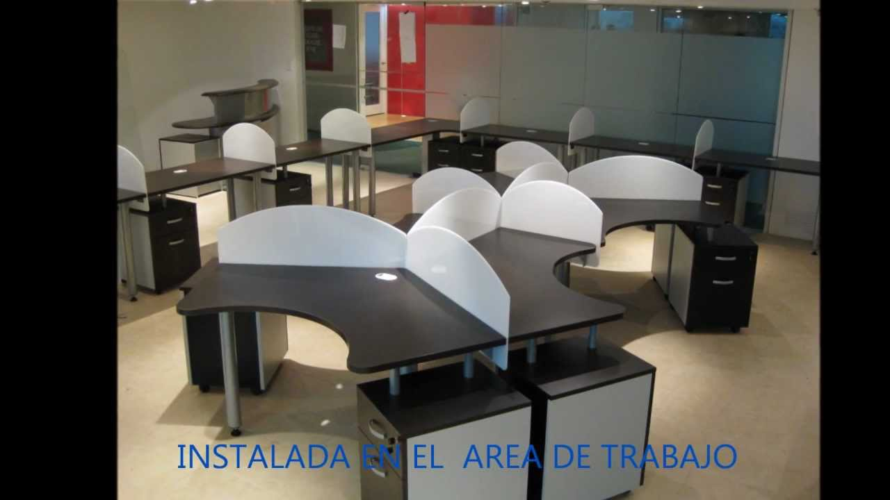 Dise o oficinas youtube for Diseno oficinas