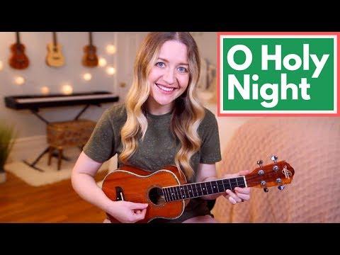 o-holy-night---fingerstyle-ukulele-cover