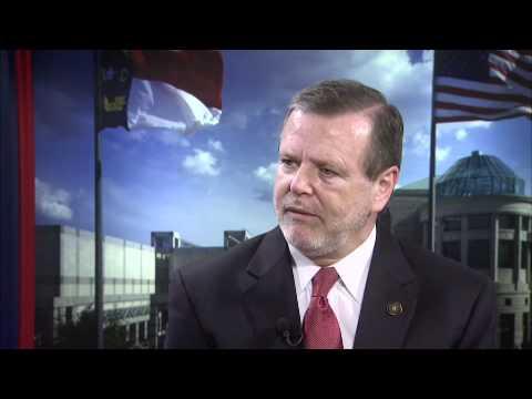 Sen. President Pro Tem Phil Berger on the 2011 GOP Senate Budget | Legweek | UNC-TV