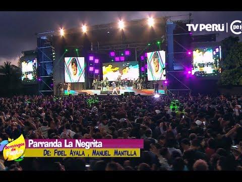 Grupo 5 - Parranda La Negrita (TV Perú)