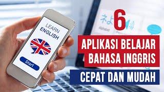 Dijamin Lancar!! 6 Aplikasi Belajar Bahasa Inggris android bikin kamu Jago dalam 1 hari.