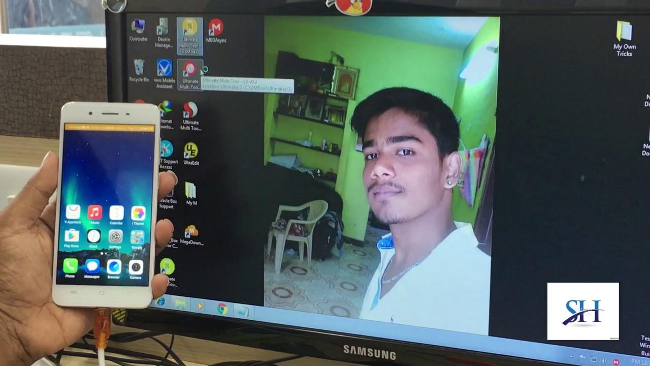 Vivo Y53 Y51L Y55s V5+ V7+ Demo Unlock 10000% Done by Syed Hakkim