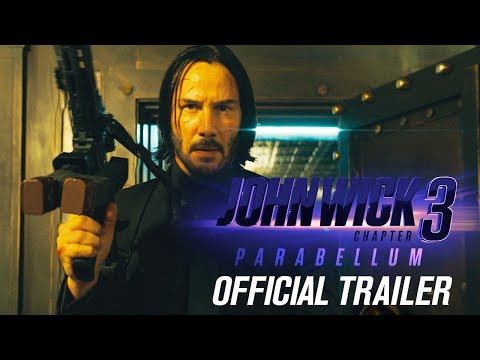 John Wick: Chapter 3 - Parabellum (2019 Movie) Official Trailer – Keanu Reeves, Halle Berry from YouTube · Duration:  2 minutes 24 seconds