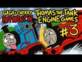 Thomas the Tank Engine Games #3 (Sega Genesis) - Gaga and Cherry Faff About In