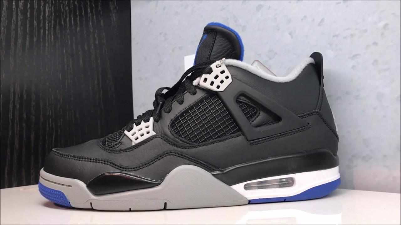 0e4278b7eda Air Jordan 4 Alternate Motorsport Retro Sneaker From Jordan Brand - HONEST  REVIEW