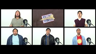 BOY MEETS WORLD THEME ACAPELLA MEDLEY!