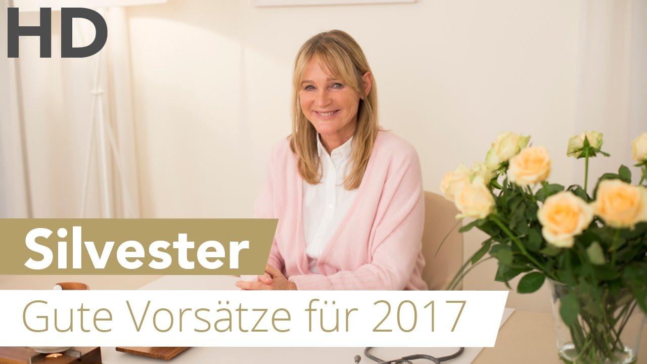 Silvester - Gute Vorsätze für 2017 // Gesundheit, Medizin