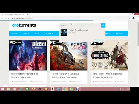 How To Download Games For Free {Utorrent}