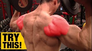 The GREATEST Shoulder Warmup - You've NEVER Tried!
